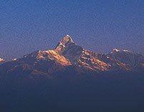 The Annapurna Sunrise