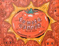 TOMATO CANNON
