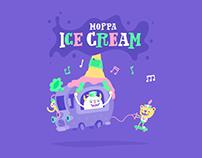 Moppa Ice Cream