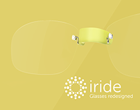 Iride - Glasses redesigned