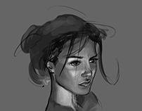 Speed Painting - Study - 30min
