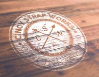 Cincy Strap Works • Concept Logos