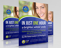 Dental Clinic Flyer Vol.2 Template