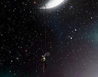 Moon Climbing Schizophrenic