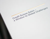 Credit Suisse Salon