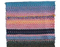 Woven Landscape Stripe