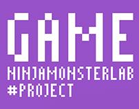 NinjaMonsterLab #Project