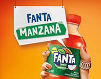 FANTA BOLIVIA - Lanzamiento Manzana 🍎