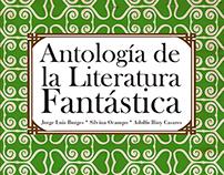 Antología de la Literatura fantástica - libro