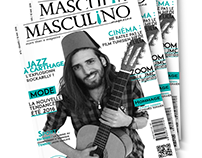 MASCULINO magazine