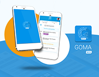 GOMA APP | Mobile UI