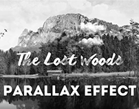 Parallax Effect using Photoshop
