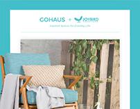 GoHaus + Joybird