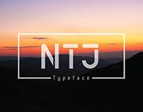 Typeface NTJ.