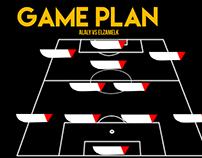 Game Plan ALALY Vs ELZAMELK
