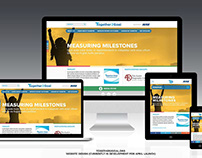 Together2Goal Website & Brochure