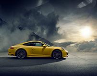 Porsche 911 / Anna