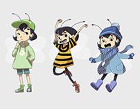 """Bitutė"" Character Redesign"
