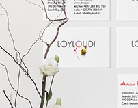 Loyloudi: Brand Identity