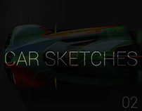 Car Sketches 02