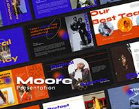 Moore Multipurpose Template