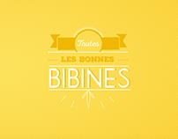Site internet de bière