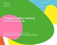 Odessa Coffee Festival branding