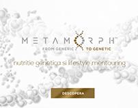 WebDesign : metamorph.ro