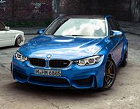 BMW CGI WORK