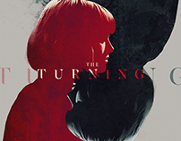 """The Turning"" Selected winner poster."