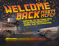 Welcome Back Marty McFly - Illustration