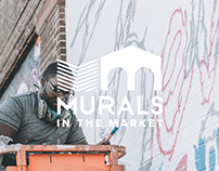Murals in the Market 2018