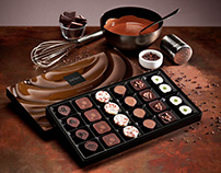 Hotel Chocolat - The Creation Collection