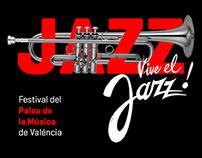 Jazz Festival (Palau de la Música, Valencia)