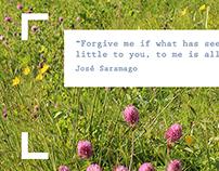 José Saramago inspirational quote