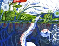 L'inondation - Childrenbook