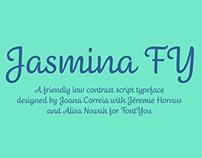 Jasmina FY Specimen