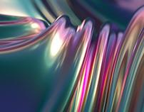 Rainbow Wrinkle