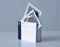 Календарь и набор открыток для музея Вадима Сидура
