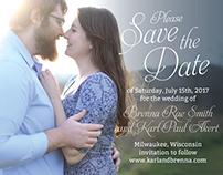 Karl and Brenna 7/15/17