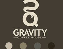 Gravity COFFEE Branding