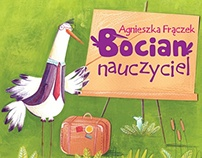 Board Book Series for Zielona Sowa