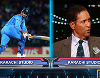 REAL TIME GRAPHICS Sports Room on ARYNEWS