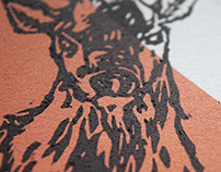 Introduction to Printmaking: Traditional Media