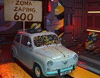 ZONA ZAPING - Programa 600