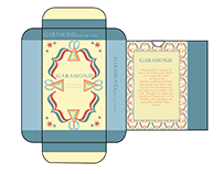 Garamond Playing Cards