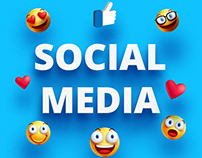 Social Media Work 2017-2018