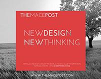 Poster Design. Renovated Website