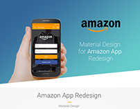 Amazon for Material Design