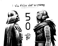 The Force Awakens Countdown